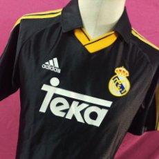 Sports collectibles - camiseta futbol original ADIDAS REAL MADRID TEKA - 91727435
