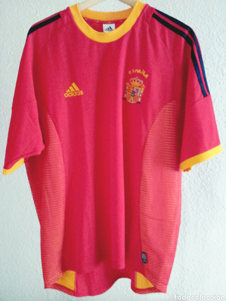 acoplador Rana Ánimo  Camiseta selección española de fútbol mundial c - Sold through Direct Sale  - 91965160