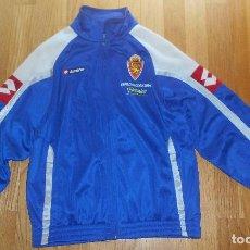 Sammelleidenschaft Sport - CABEZAL CHANDAL REAL ZARAGOZA EXPO ZARAGOZA Talla L - 104043350