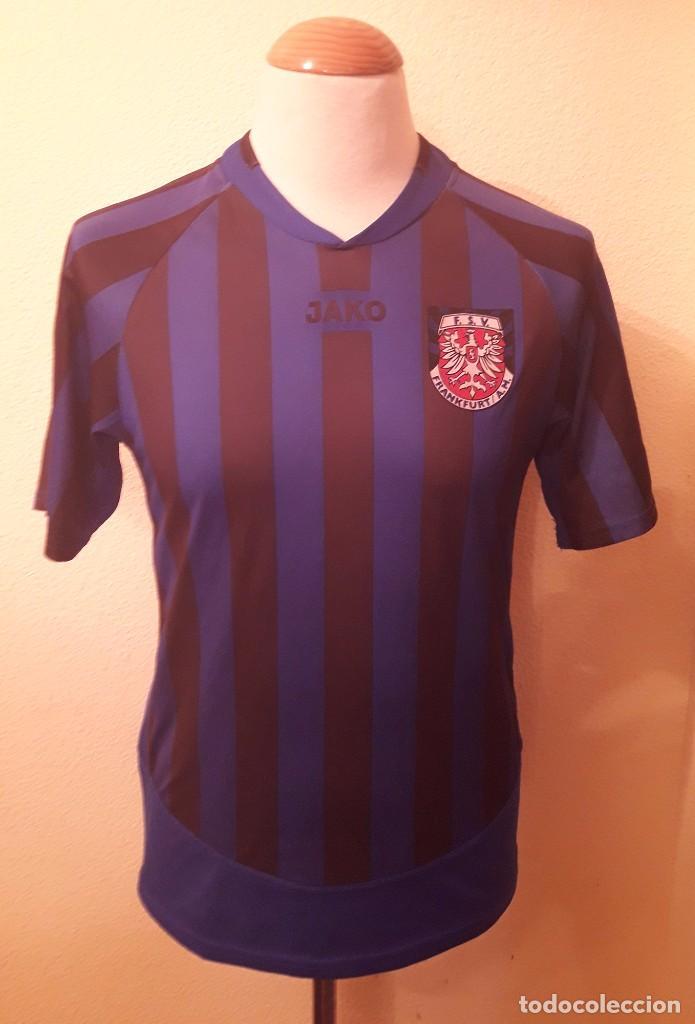 57c30e680 CAMISETA SHIRT TRIKOT F.S.V FRANKFURT JAKO (Coleccionismo Deportivo - Ropa  y Complementos - Camisetas de
