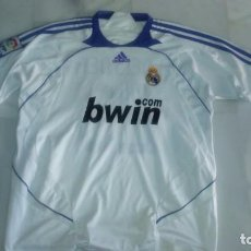 Sports collectibles - CAMISETA REAL MADRID SNEIJDER TALLA L - 92834065