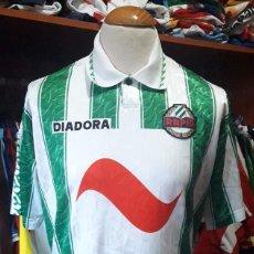 Coleccionismo deportivo: CAMISETA SHIRT TRIKOT FUTBOL RAPID VIENA 1994-1995 DIADORA. Lote 93639965