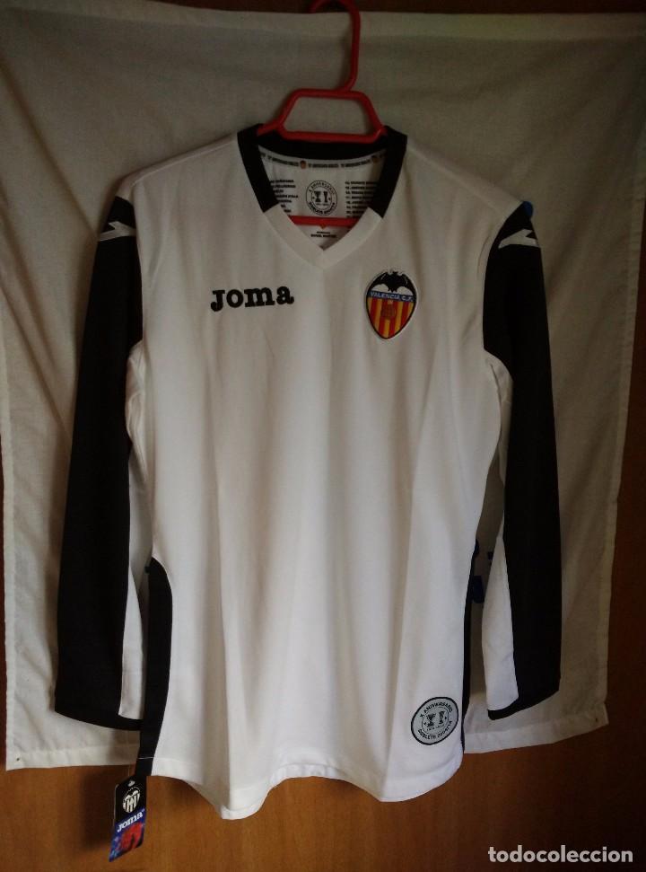 camisetas de futbol Valencia CF nuevo