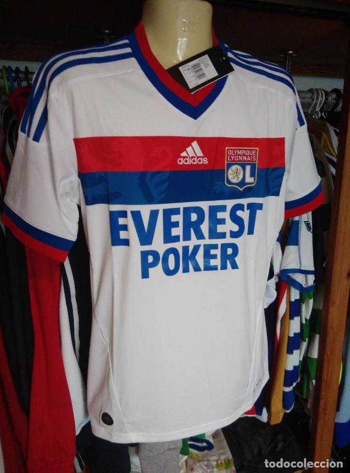 comprar camiseta Olympique Lyonnais nuevo