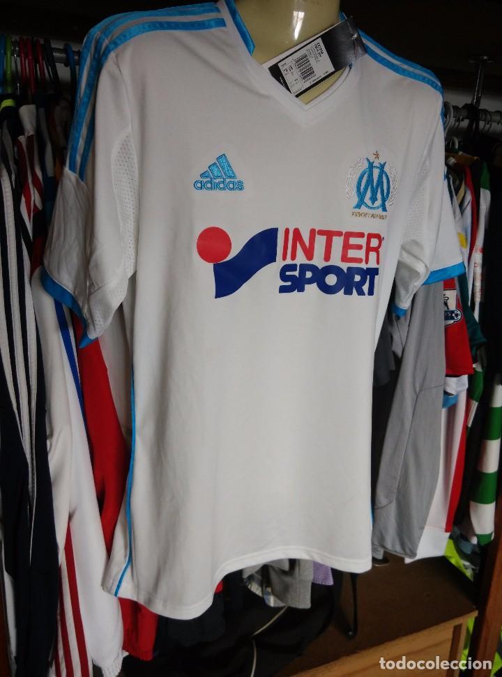 comprar camiseta Olympique de Marseille nuevas