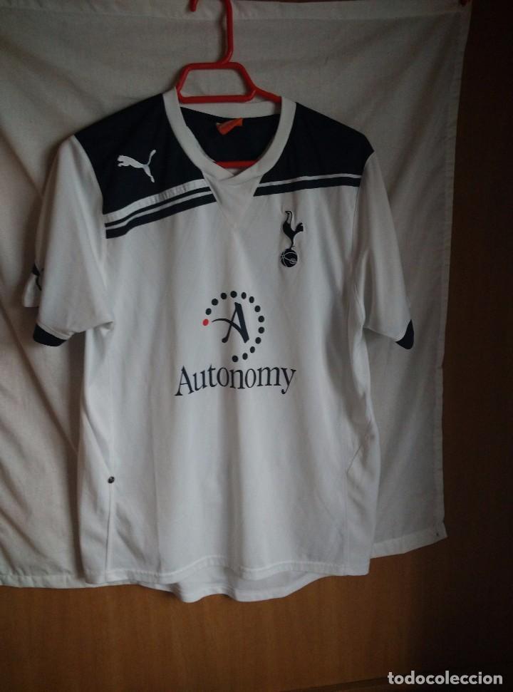 Camiseta Tottenham Hotspur futbol