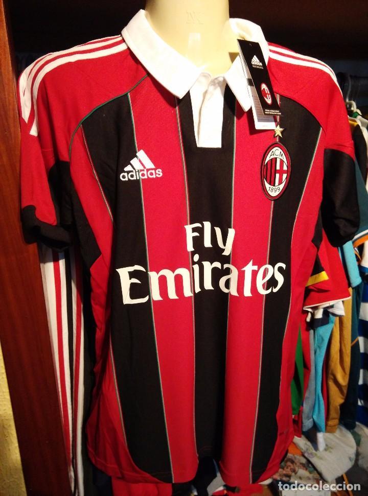 camisetas de futbol AC Milan nuevas