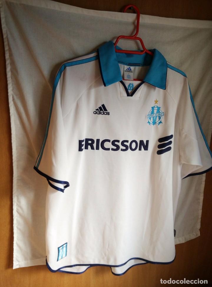 comprar camiseta Olympique de Marseille precio