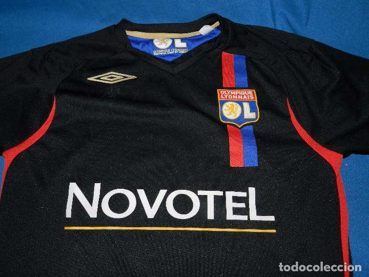 camisetas de futbol Olympique Lyonnais futbol