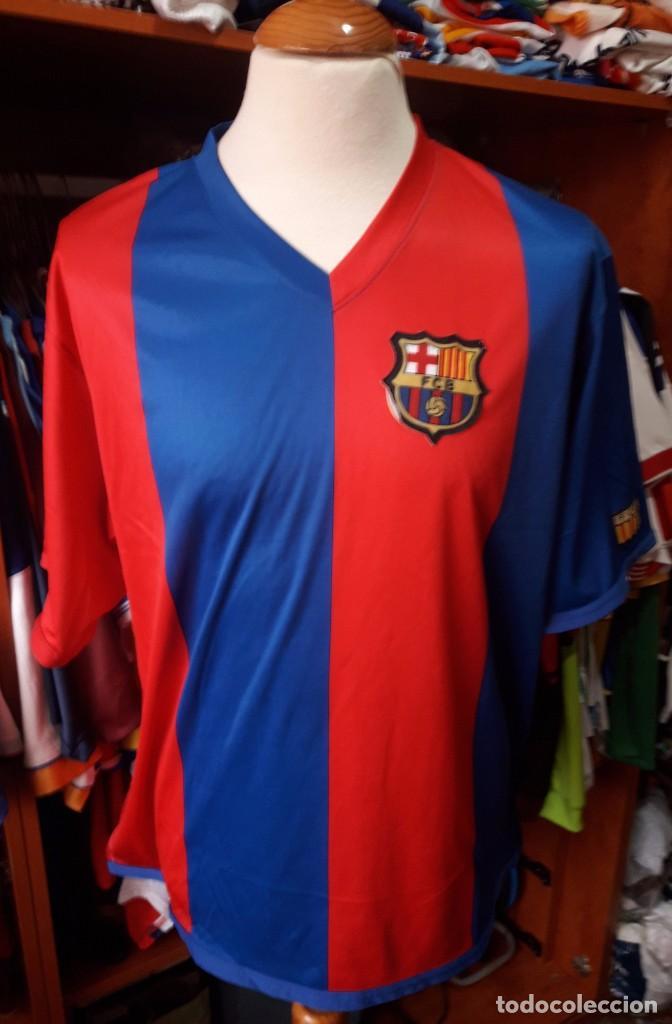 CAMISETA SHIRT OFICIAL F.C BARCELONA TIENDA (Coleccionismo Deportivo - Ropa  y Complementos - Camisetas de 349bc5e25ca