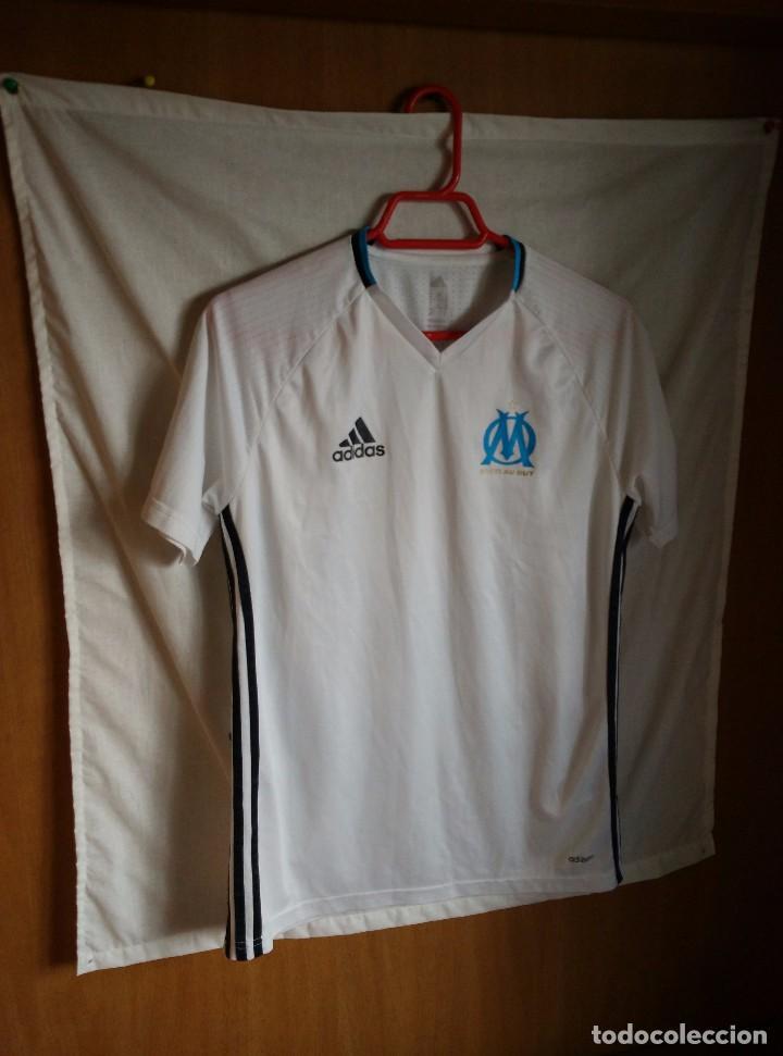 camisetas de futbol Olympique de Marseille precio