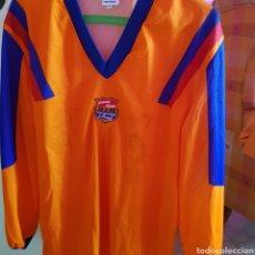 Coleccionismo deportivo: CAMISETA DEL HOMENAJE A CRUYFF 10/3/99. FC BARCELONA. Lote 95698932