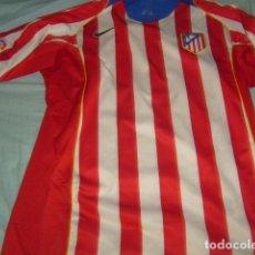Coleccionismo deportivo: CAMISETA ATLETICO DE MADRID NIKE. Lote 95727755