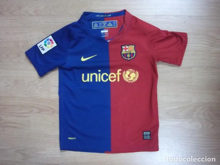 camiseta del f.c. barcelona. barsa. talla xs. 1 - Comprar Camisetas ... f6bd526704e