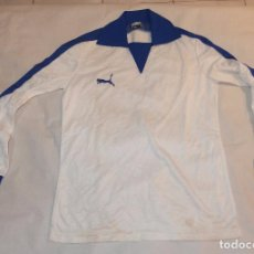 Coleccionismo deportivo: CAMISETA REAL ZARAGOZA,SCHALKE 04 FC,...,PUMA,FUTBOL,AÑOS 80,A ESTRENAR. Lote 96691316
