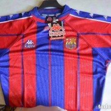 Coleccionismo deportivo: CAMISETA FUTBOL CLUB BARCELONA KAPPA AÑOS 90. Lote 97091791