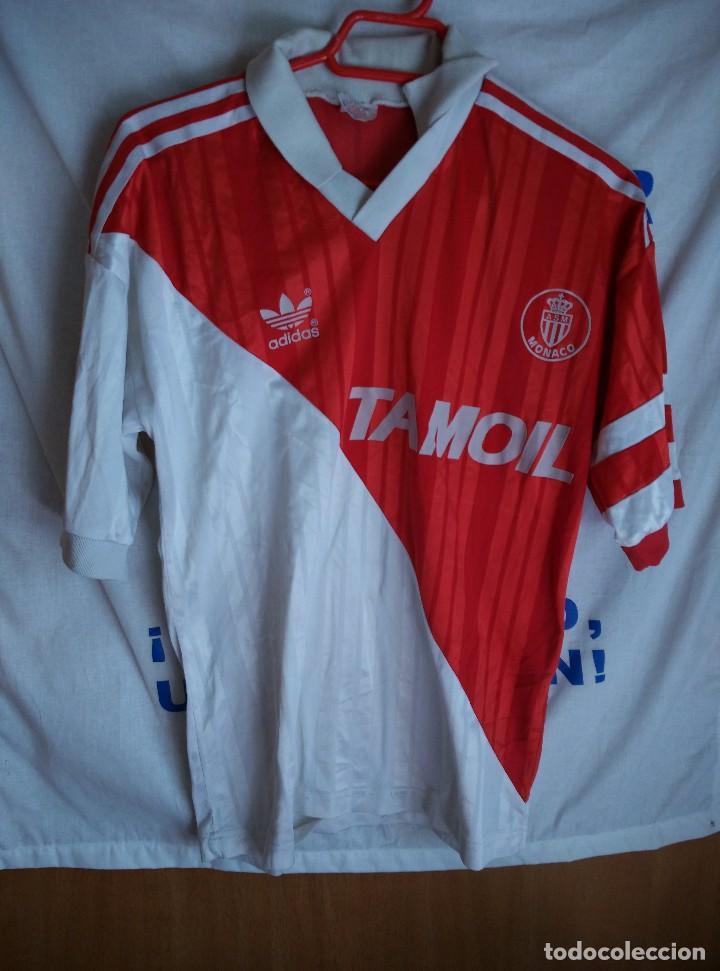 Camiseta AS Monaco futbol