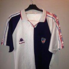 Coleccionismo deportivo: CAMISETA ATHLETIC CLUB DE BILBAO KAPPA AÑOS 90. Lote 98374219