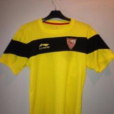 Coleccionismo deportivo: CAMISETA DE LA GIRA DEL SEVILLA EN COSTA RICA 2011 ORIGINAL. Lote 98374611