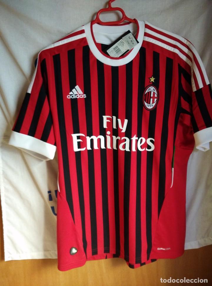 Camiseta AC Milan nuevo