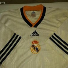 Sports collectibles - CAMISETA ADIDAS REAL MADRID ORIGINAL TALLA M - 57563912