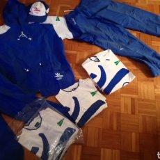 Coleccionismo deportivo: UNIFORME DE VOLUNTARIO OLIMPICO EN BARCELONA 92. Lote 100750886