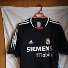 Coleccionismo deportivo: ORIGINAL   FUTBOL   TALLA M   CAMISETA DEL REAL MADRID. Lote 101379179