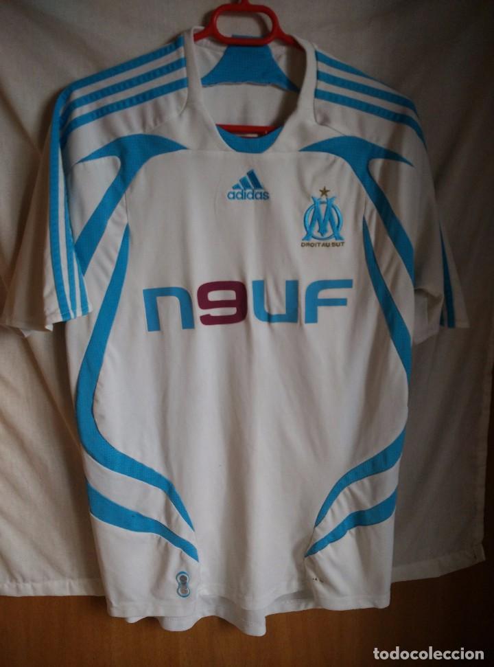 camisetas de futbol Olympique de Marseille venta