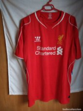 camiseta original del liverpool