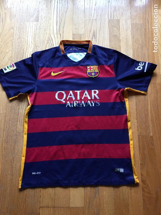 camiseta fc barcelona 9ed76b6b8fe