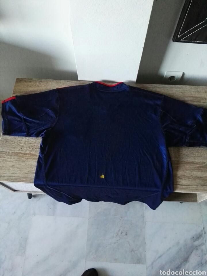 Coleccionismo deportivo: Camiseta selección española españa futbol - Foto 2 - 103062003