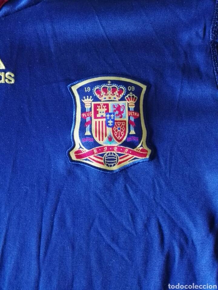 Coleccionismo deportivo: Camiseta selección española españa futbol - Foto 3 - 103062003