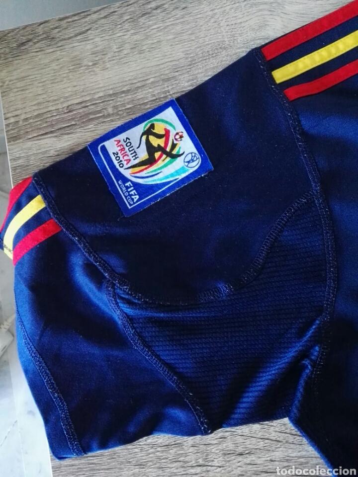 Coleccionismo deportivo: Camiseta selección española españa futbol - Foto 4 - 103062003