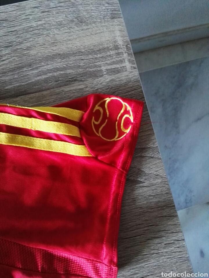 Coleccionismo deportivo: Camiseta selección española españa futbol - Foto 4 - 103062294