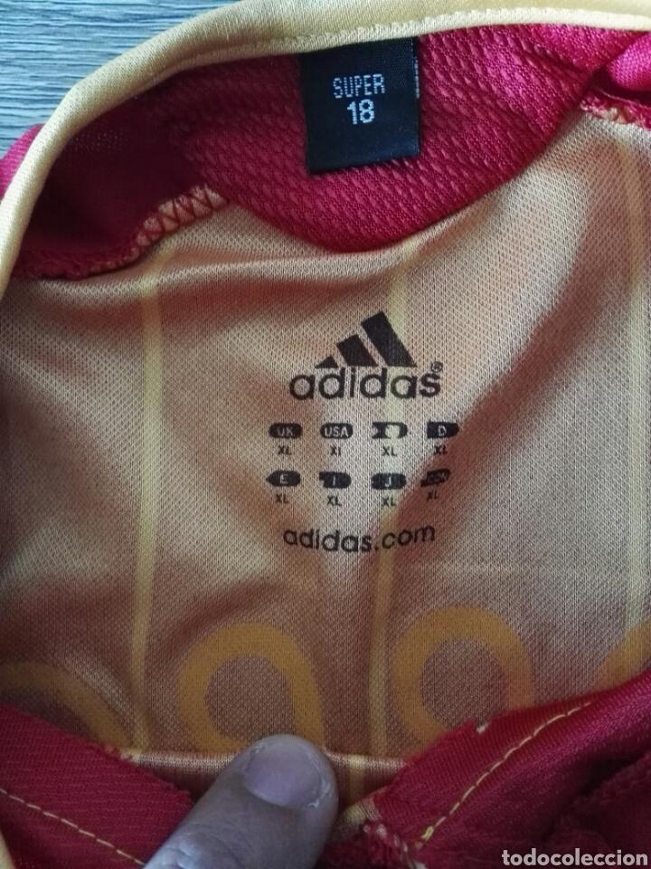 Coleccionismo deportivo: Camiseta selección española españa futbol - Foto 5 - 103062294