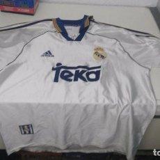 Coleccionismo deportivo: ANTIGUA CAMISETA REAL MADRID ADIDAS TEKA . Lote 103415119