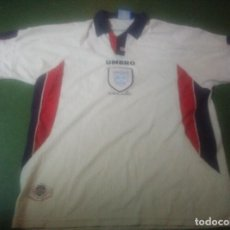 Coleccionismo deportivo: CAMISETA FUTBOL INGLATERRA, ENGLAND. Lote 103734907
