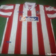 Coleccionismo deportivo: ANTIGUA CAMISETA ATHLETICO MADRID DE REEBOOK, PATROCINADO IDEA. Lote 103734943