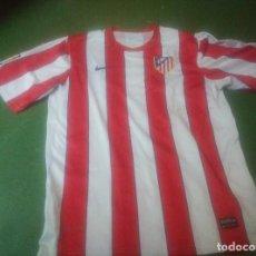 Coleccionismo deportivo: CAMISETA DE FUTBOL DEL ATHLETICO DE MADRID, NIKE. Lote 103734967