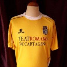 Coleccionismo deportivo: CAMISETA FUTBOL F.C CARTAGENA 2011-2012 2ª EQUIPACION. Lote 104373403