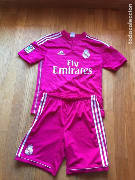 6824e2b8f06ff Camiseta real madrid