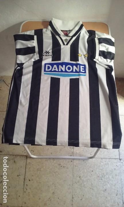 0ce8f8bed Camiseta vintage juventus kappa danone. - Sold through Direct Sale ...