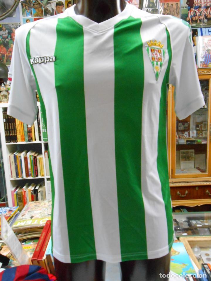 Camiseta del cordoba c f kappa dorsal 4 tonin comprar - Ropa segunda mano cordoba ...