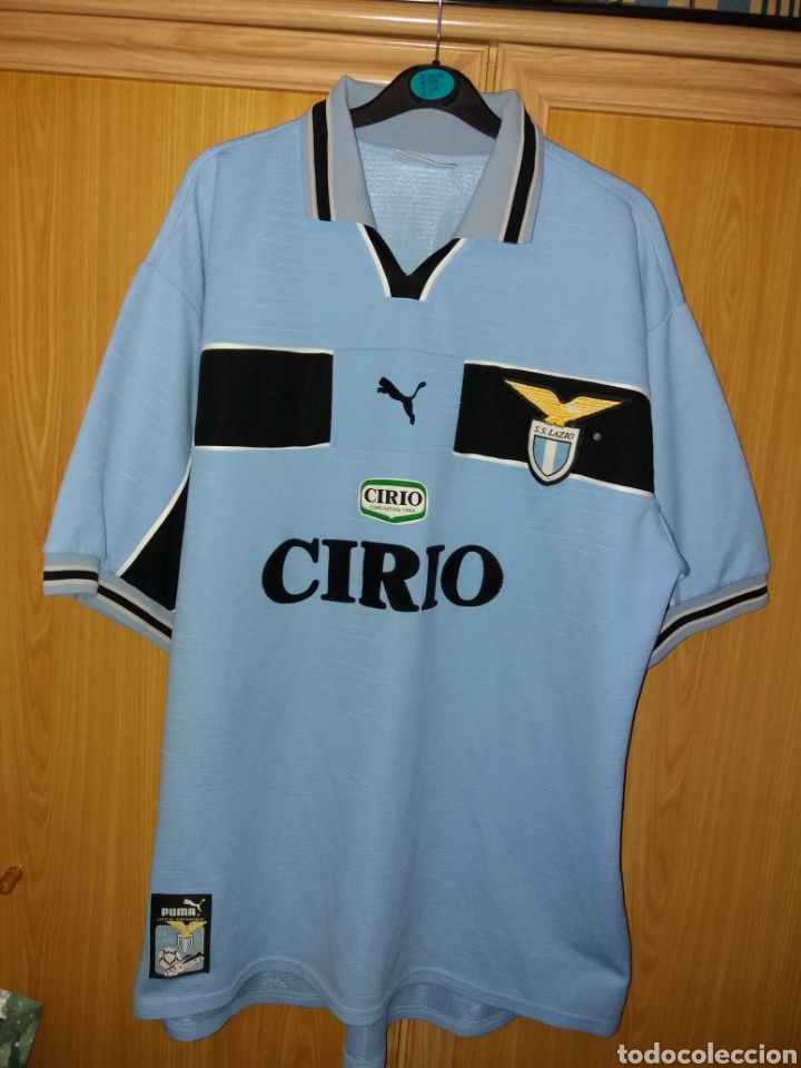 Antigua camiseta s.s. lazio - salas - puma - xl - Sold through ... 0bd27def4ccdd