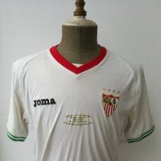 Coleccionismo deportivo - Sevilla FC camiseta final copa del Rey 2010 - 133018454