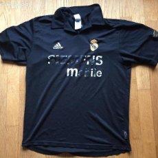 Coleccionismo deportivo: CAMISETA REAL MADRID SIEMENS LEER. Lote 109086991