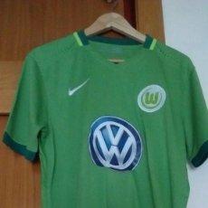 Coleccionismo deportivo: CAMISETA TITULAR WOLFSBURG VFL. Lote 109625983