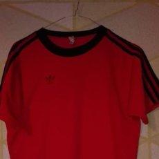 Coleccionismo deportivo: MATCH WORN SHIRT BELOBEDICI STEAUA BUCAREST 1986. Lote 109646707