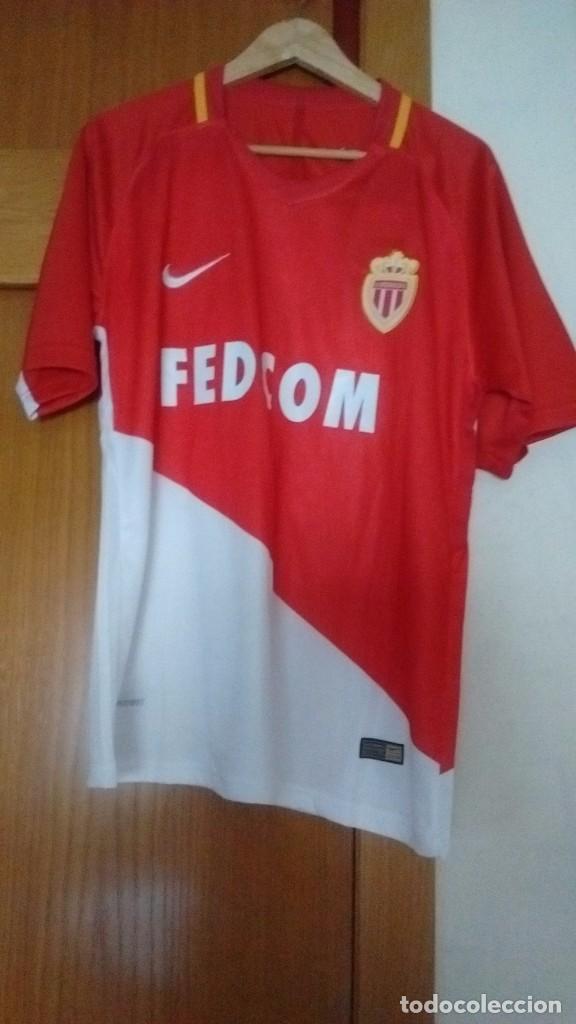comprar camiseta AS Monaco nuevo