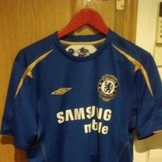 Sports collectibles - Camiseta casa Chelsea - 110093783